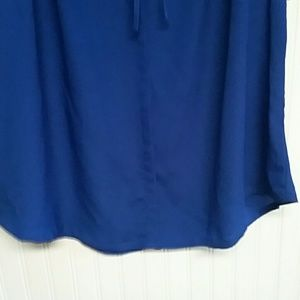 Old Navy Tops - Old Navy Blue Blouse